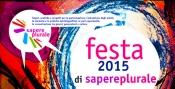 Festa 2015 di SaperePlurale